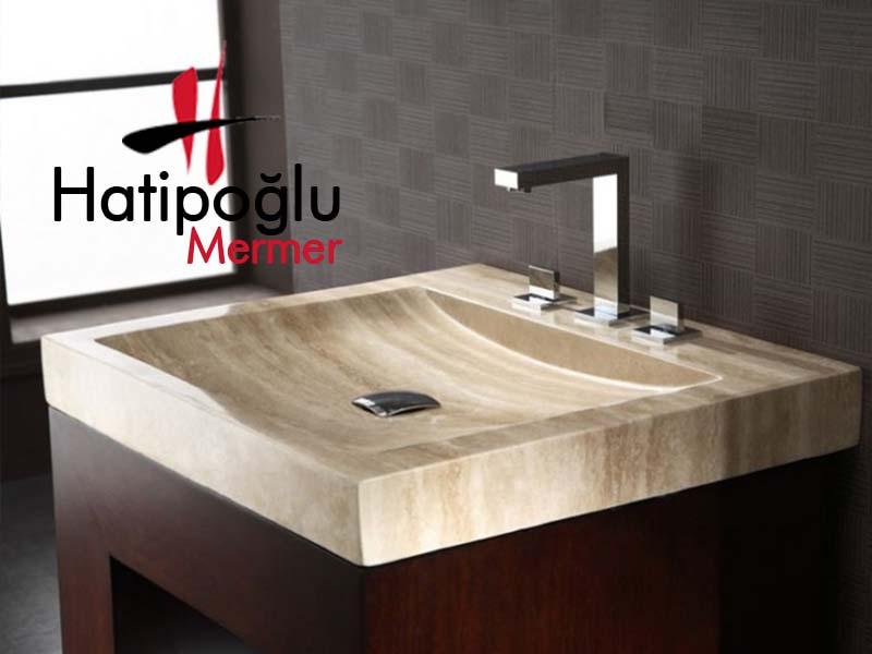 Mermer Banyo Tezgahı